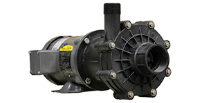 m molded pp pvdf pump