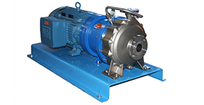 wmca iso centrifugal pump